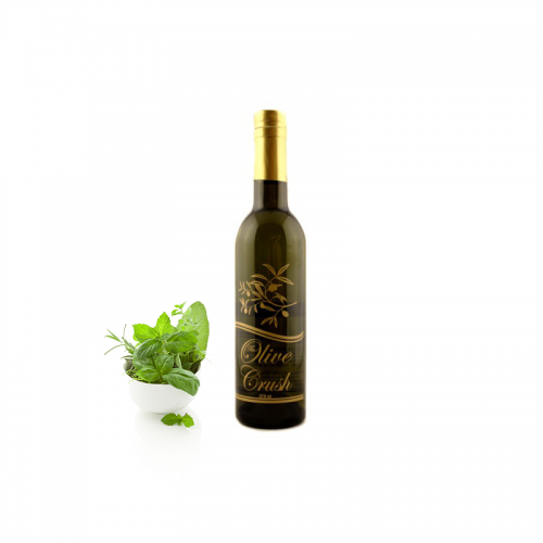 Basil Olive Oil | The Olive Crush