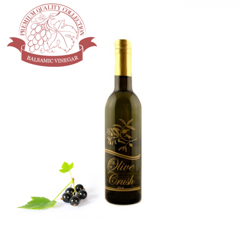 Black Currant Balsamic Vinegar | The Olive Crush