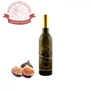Fig Balsamic Vinegar | The Olive Crush