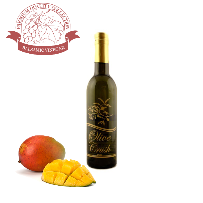 Mango White Balsamic Vinegar | The Olive Crush