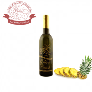 Golden Pineapple Balsamic Viiengar | The Olive Crush