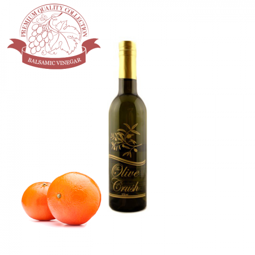 Tangerine Balsamic Vinegar | The Olive Crush