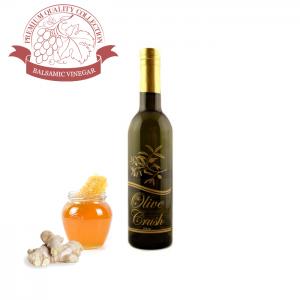 White Honey Ginger Balsamic Vinegar | The Olive Crush