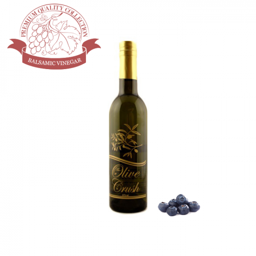 Wild Blueberry Balsamic Vinegar | The Olive Crush