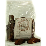La Biscotteria Chocolate Dipped Chocolate Hazelnut Biscottini