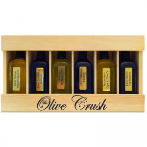 Olive Crush Boxed Sampler Gift Set