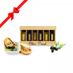 Olive Crush Bread Dipper Gift Set