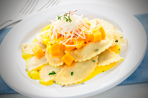 Butternut Squash Ravioli Recipe | The Olive Crush