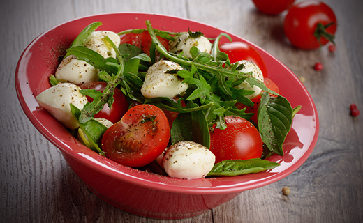 Crush Caprese Salad