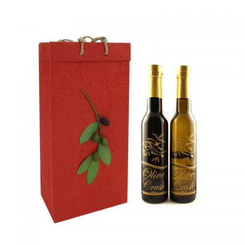Double Small Bottle Gift Bag Set