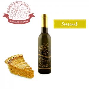 Pumpkin Pie Spiced White Balsamic Vinegar | The Olive Crush