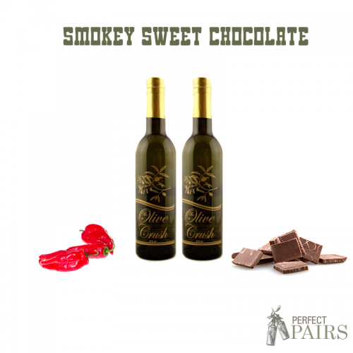 Olive Crush Smokey Sweet Chocolate Perfect Pair