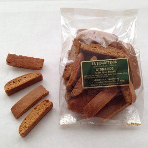 La Biscotteria Stomatico Italian Spice Biscottini No Nuts