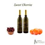 Olive Crush Sweet Cherries Perfect Pair