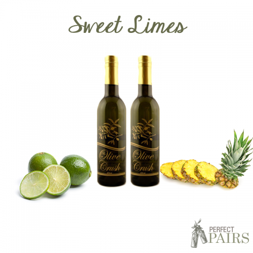 Olive Crush Sweet Limes Perfect Pair