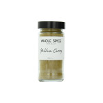 Whole Spice Curry Indian Yellow Jar