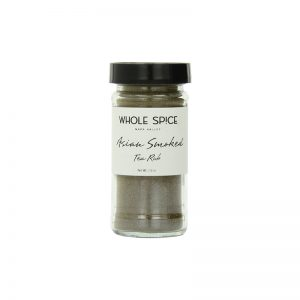 Whole Spice Asian Smoked Tea Rub Jar