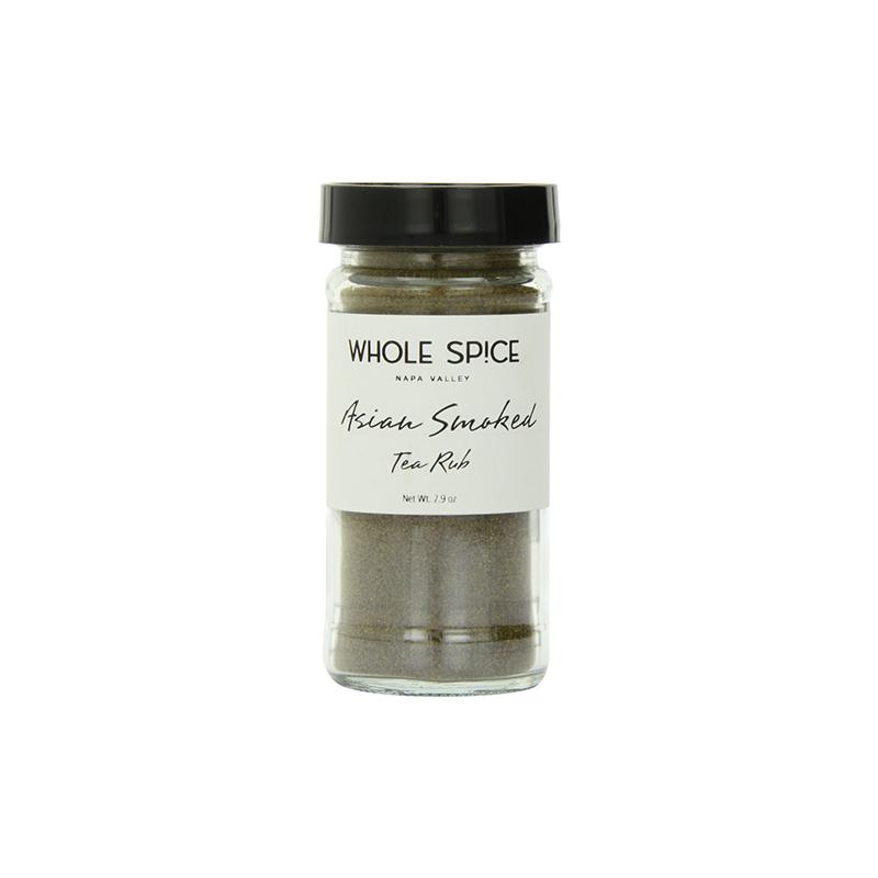 Whole Spice Asian Smoked Tea Rub Jar