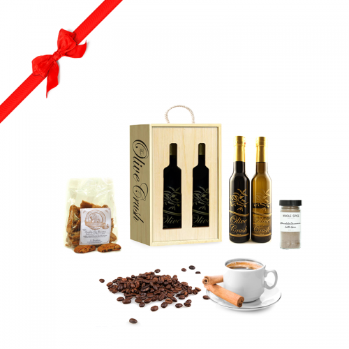 Coffee Aficionado Gift Set | The Olive Crush