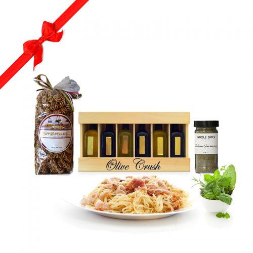 Italian Dinner Gift Set | The Olive Crush