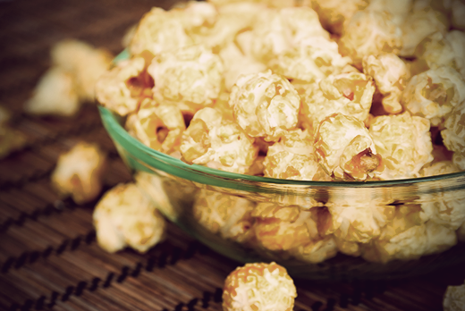 Pizza Popcorn Recipe | The Olive Crush