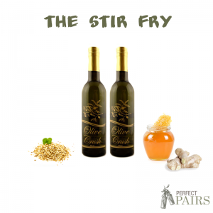 The Stir Fry Perfect Pair | The Olive Crush