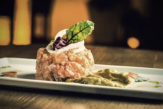 Smoked Salmon Tartare with Avocado Recipe | The Olive Crush