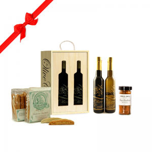 Olive Crush Taste of California Gift Set