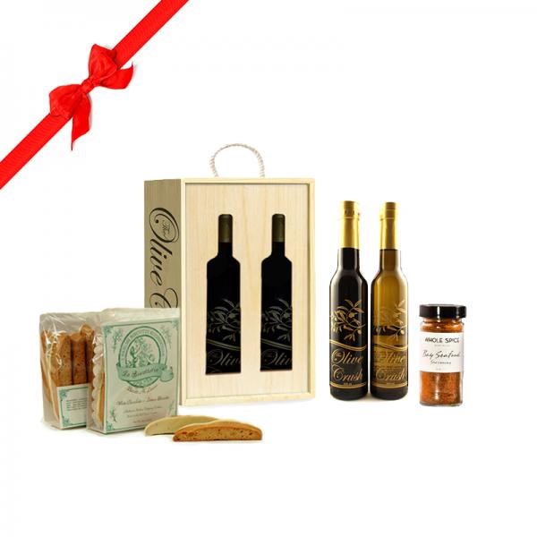 Olive Crush Taste of California Gift Set