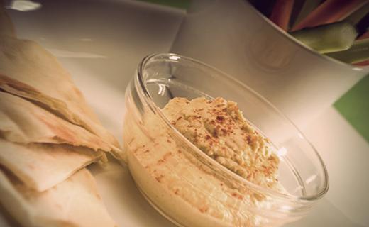 Chipotle Hummus Recipe | The Olive Crush