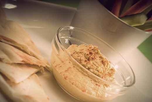 Chipotle Hummus Recipe | The Olive Crush