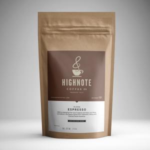 High Note Coffee Espresso Blend
